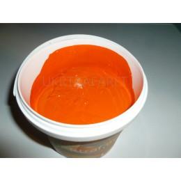 Пластизолевая пластизольная краска Оранжевая