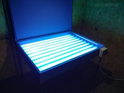 Засветочная камера Экспонирующая камера A0